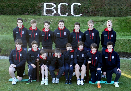 BCC Academy Launch. 30/4/15